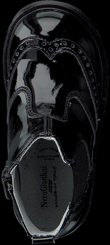 Zwarte NERO GIARDINI Chelsea boots A820693F | Omoda