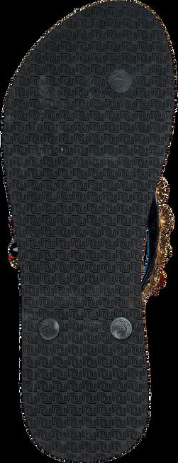 Zwarte UZURII Slippers COLORFUL DIANA - large