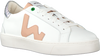 Witte WOMSH Lage sneakers SNIK WMN - small