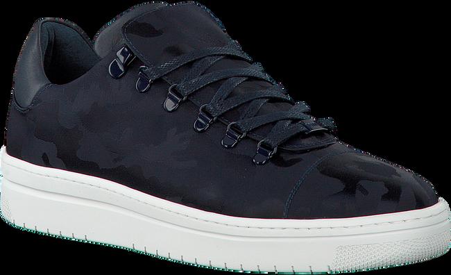 Blauwe NUBIKK Sneakers YEYE CAMO WOMAN  - large