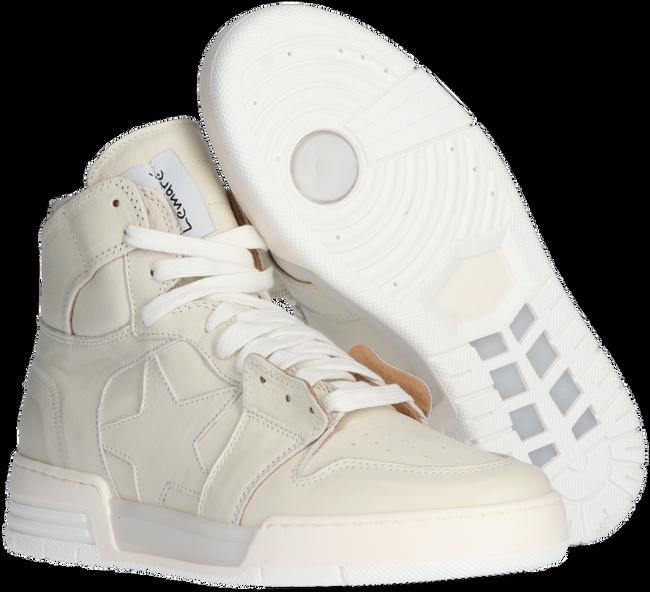 Witte LEMARÉ Hoge sneaker 2300S  - large