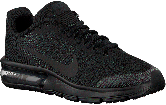 Zwarte NIKE Sneakers NIKE AIR MAX SEQUENT 2 (GS) - large