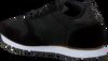 Zwarte WODEN Lage sneakers YDUN SUEDE MESH II  - small