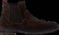 Bruine MAZZELTOV Chelsea boots MBURGO603.OMO1  - medium
