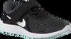 Zwarte NIKE Sneakers REVOLUTION 4 (TDV)  - small