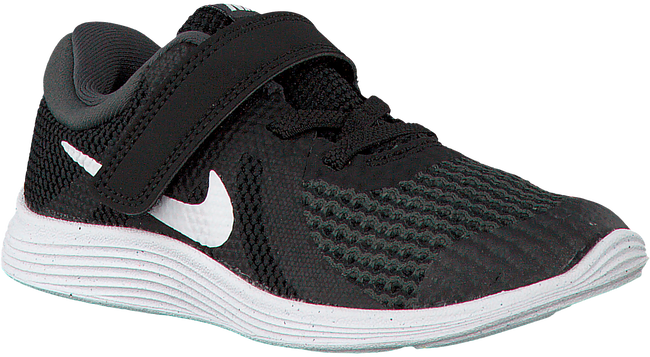 Zwarte NIKE Sneakers REVOLUTION 4 (TDV)  - large