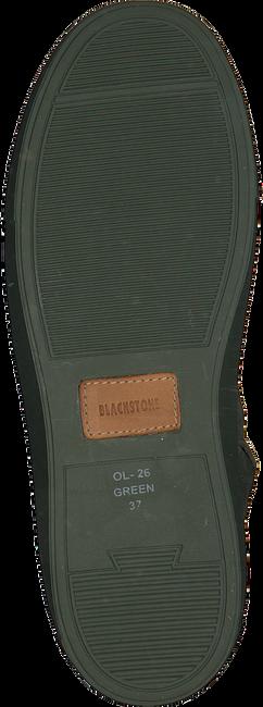 Groene BLACKSTONE Veterboots OL26  - large
