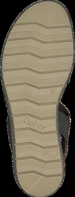 Groene GABOR Sandalen 501.1 - large