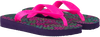 paarse HAVAIANAS Slippers FLORES KIDS  - small