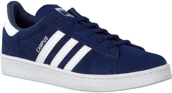 Blauwe ADIDAS Sneakers CAMPUS C  - large