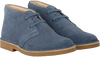 Blauwe CLARKS Veterschoenen DESERT BOOT KIDS  - small