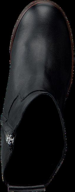 Zwarte SHABBIES Enkellaarsjes 183020112  - large