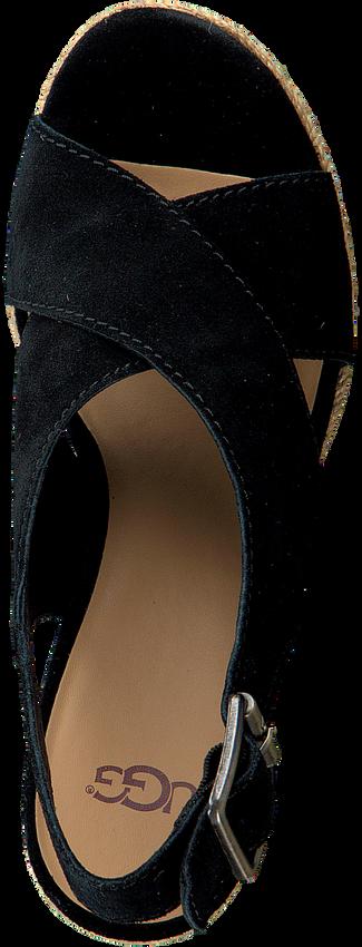 Zwarte UGG Sandalen HARLOW  - larger