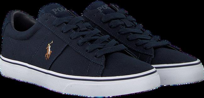 Blauwe POLO RALPH LAUREN Sneakers SAYER SNEAKERS VULC  - large