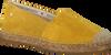 Gele FRED DE LA BRETONIERE Espadrilles 152010079  - small