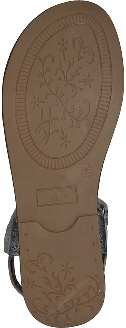 Zilveren APPLES & PEARS Sandalen FEBE  - large