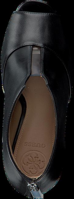 Zwarte GUESS Enkellaarsjes FLFN21 LEA09E  - large