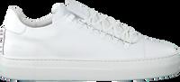Witte NUBIKK Lage sneakers JAGGER CLASSIC  - medium