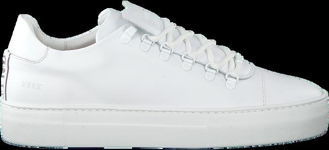 Witte NUBIKK Lage sneakers JAGGER CLASSIC  - large