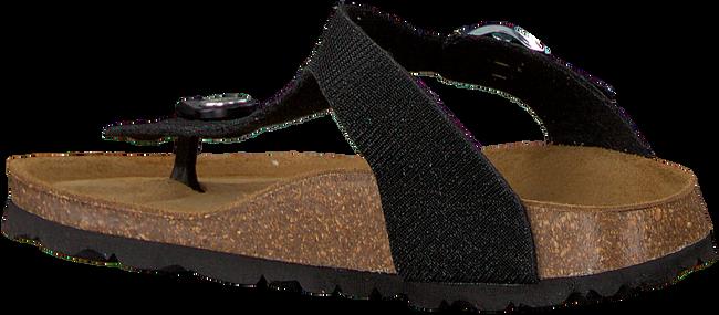 Zwarte WARMBAT Slippers SCHLOBBERG JUANPOVEDA  - large
