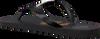 Zwarte HAVAIANAS Slippers TOP WILD  - small