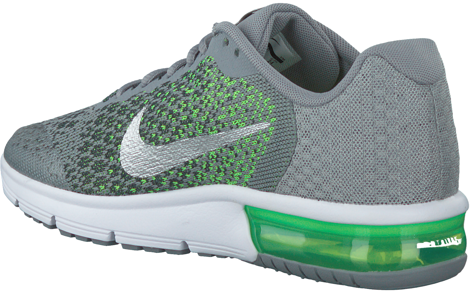 9b576c8bc8a Grijze NIKE Sneakers AIR MAX SEQUENT 2 KIDS - Omoda.nl