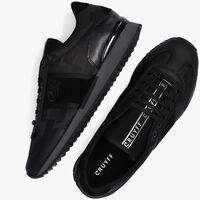Zwarte CRUYFF CLASSICS Lage sneakers WARM UP MATTE  - medium