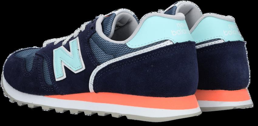 Blauwe NEW BALANCE Lage sneakers WL373  - larger