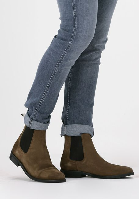 Taupe GANT Chelsea boots SHARPVILLE  - large