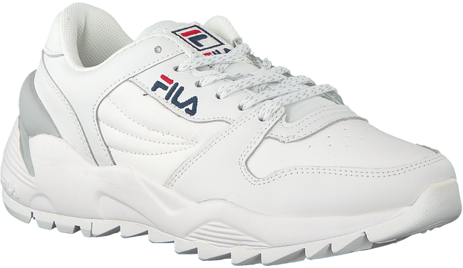 Witte FILA Sneakers ORBIT CMR JOGGER LOW KIDS  - large