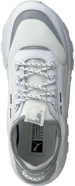 Witte PUMA Sneakers RS-0 OPTIC POP DAMES - large