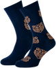 Blauwe MARCMARCS Sokken DIMITRI  - small