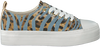 Blauwe GUESS Lage sneakers BRIGS  - small