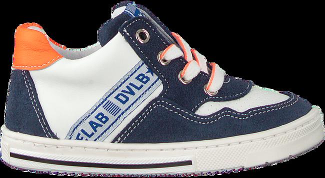 Blauwe DEVELAB Lage sneakers 41307  - large