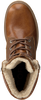 Cognac BJORN BORG Veterboots KENNAH HIGH  - small