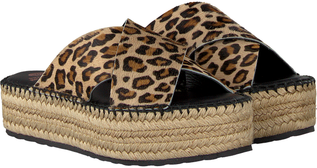 Multi FRED DE LA BRETONIERE Slippers FRS0324 ESPADRILLE SLIPPER PON - large