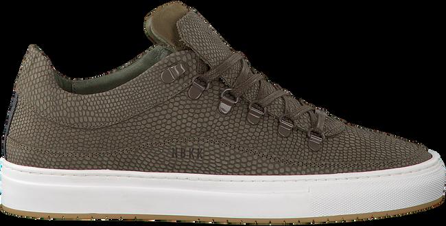 Groene NUBIKK Sneakers JULIEN MIELE LIZARD II  - large