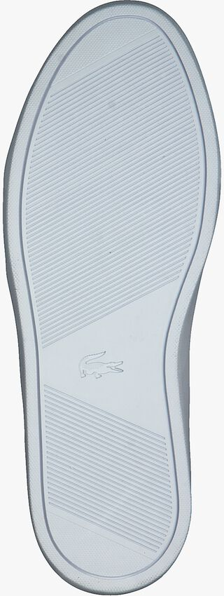Witte LACOSTE Lage sneakers COURTLINE 319 - larger