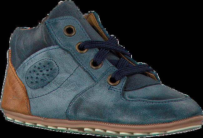 Blauwe JOCHIE & FREAKS Babyschoenen 17056  - large