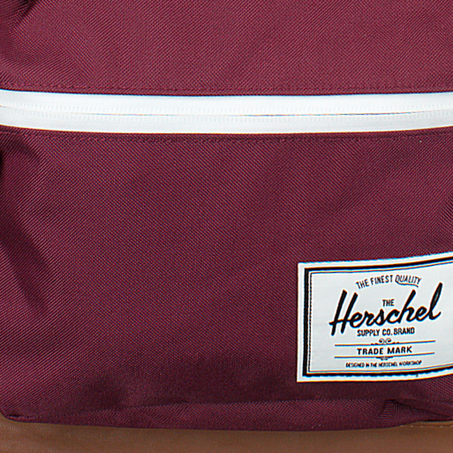 Rode HERSCHEL Rugtas POP QUIZ - large