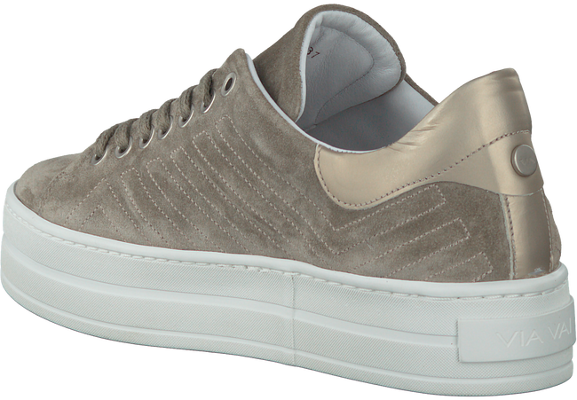 Taupe VIA VAI Sneakers 4920101  - large