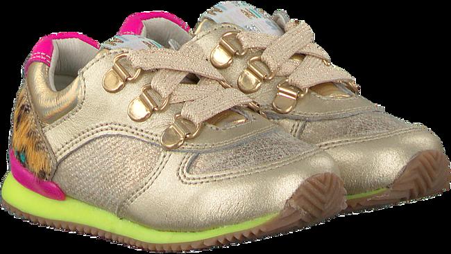 Gouden BUNNIES JR Sneakers RIKKY RUIG  - large