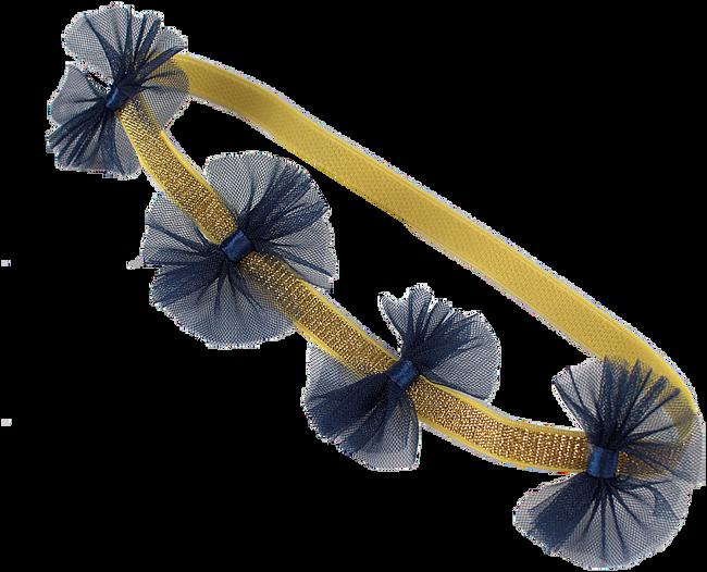 Blauwe LE BIG Haarband KAILA HEADBAND - large