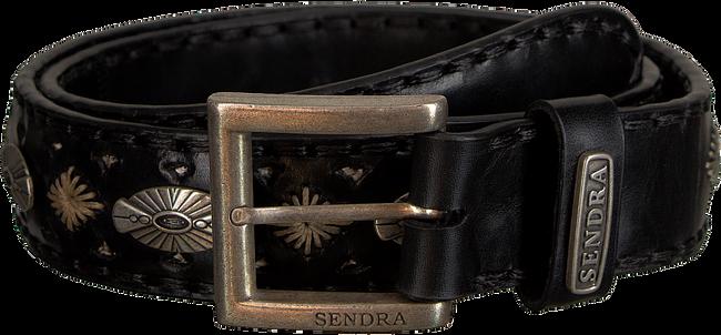 Zwarte SENDRA Riem 1214 - large