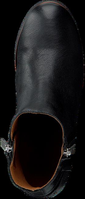 Zwarte SHABBIES Enkellaarsjes 182020109 - large