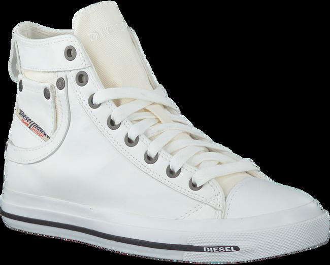 Witte DIESEL Sneakers MAGNETE EXPOSURE IV W - large