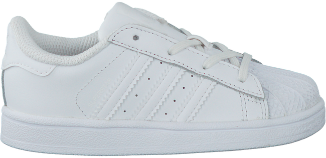 Witte ADIDAS Sneakers SUPERSTAR I Omoda