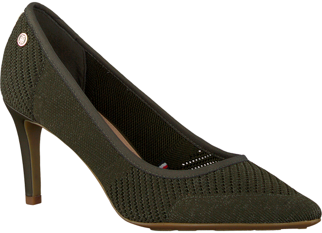 TOMMY HILFIGER PUMPS TOMMY KNIT POINTY PUMP - large