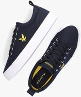 Blauwe LYLE & SCOTT Lage sneakers AUREA  - medium