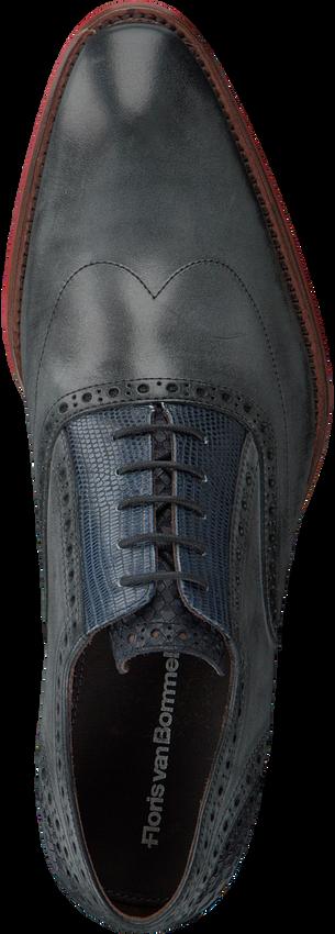 Grijze FLORIS VAN BOMMEL Nette schoenen 19062  - larger